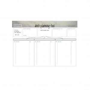 deel-planning-tool