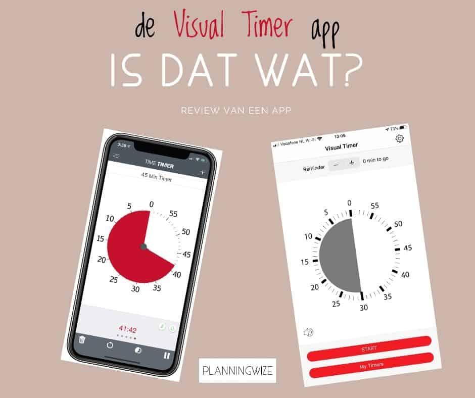 visual timer