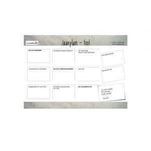 jaarplan-tool